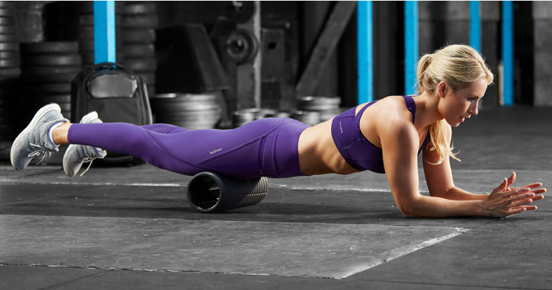 Can foam rolling improve your workout?