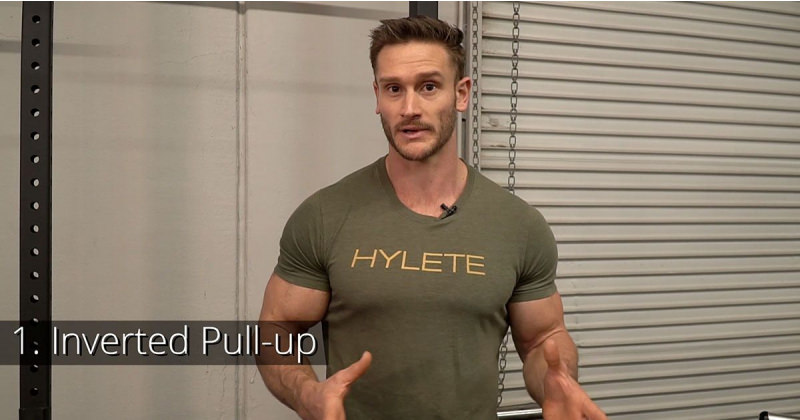 Ease your way into a Pull-up