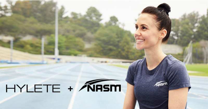 HYLETE Partners With NASM