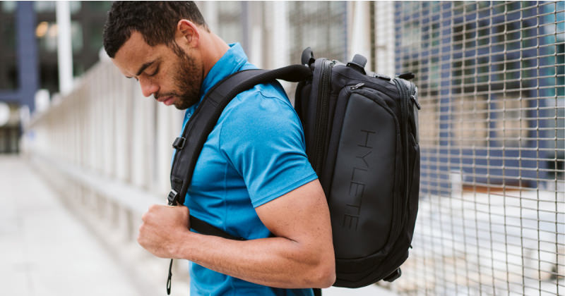 HYLETE Icon 6-in-1 is the Ultimate Travel Backpack