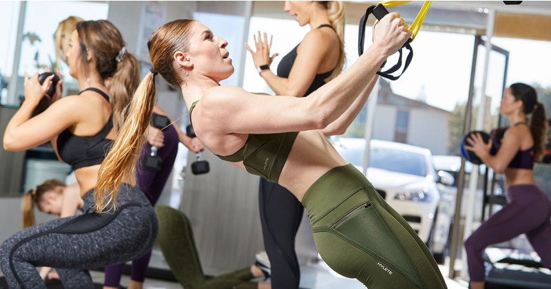 2 + 2 = 5: The Strength in Numbers with Fitness Classes