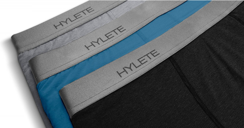 Cozy Up with the HYLETE Icon Performance Boxer Brief