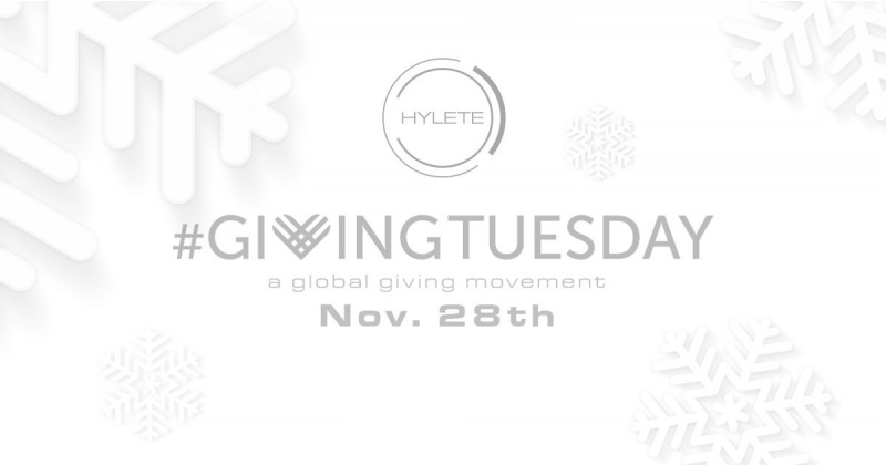 Giving Tuesday   2017 Charity Updates