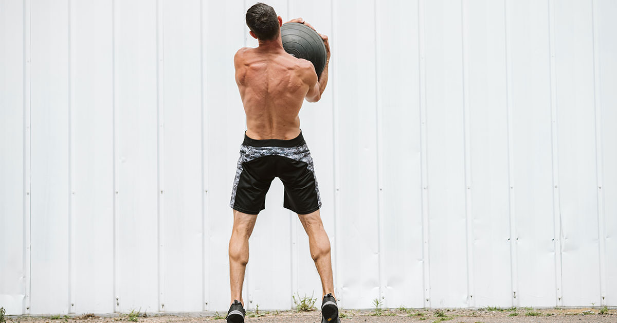 Movement Tip: Wallball - Side Lunge to Shoulder Press