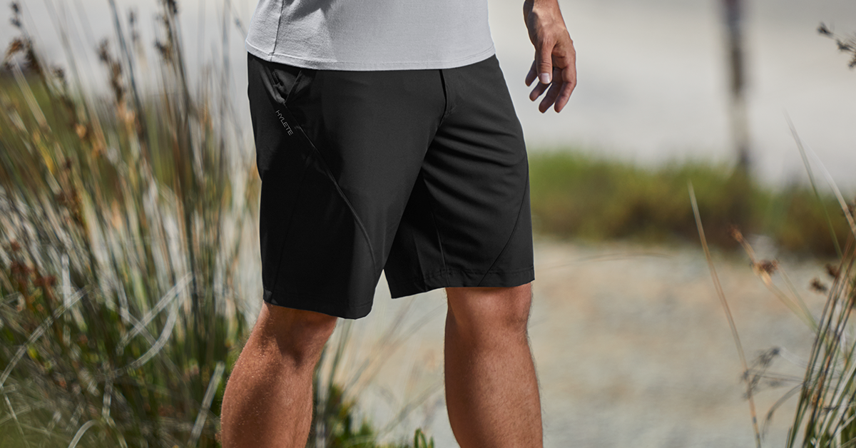 HYLETE Stratix Walk Short For Hanging Out