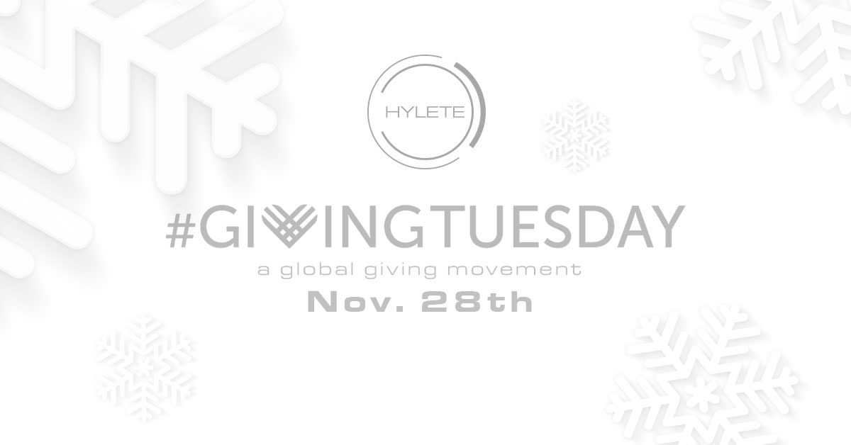 Giving Tuesday | 2017 Charity Updates